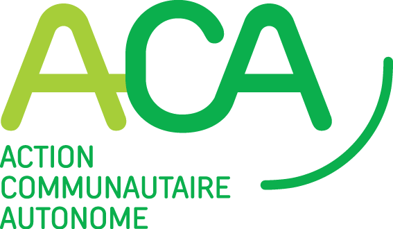 Image distinctive ACA - action communautaire autonome