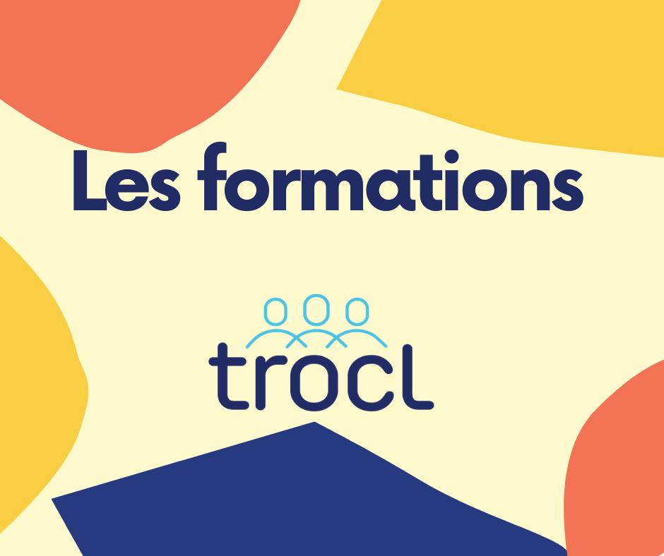 Vignette des formations de la TROCL