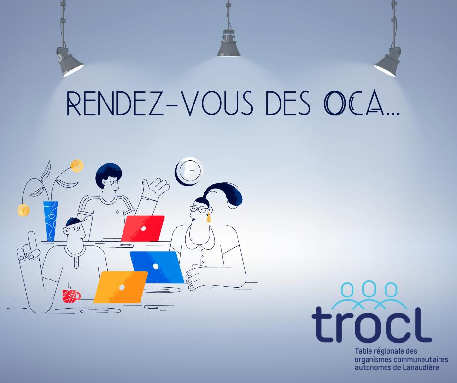 Vignette du Rendez-vous des OCA de la TROCL