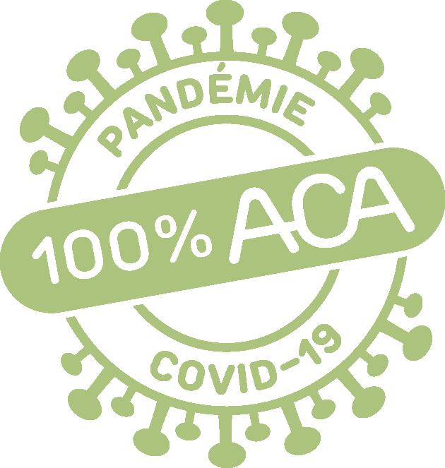 Sceau de l'ACA - Pandémie de la COVID-19 - TROCL