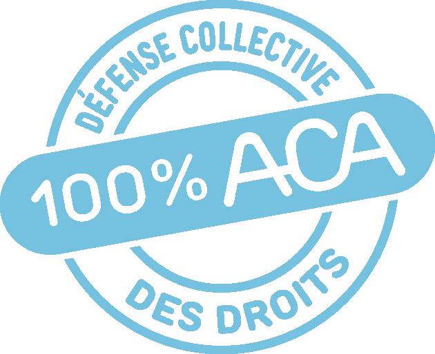 Sceau de l'ACA - Défense collective des droits - TROCL