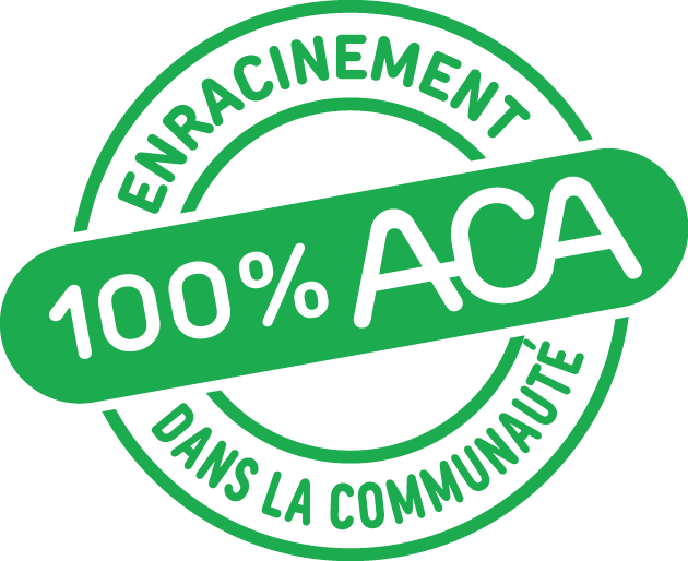Sceau de l'ACA - Enracinement dans la communauté - TROCL