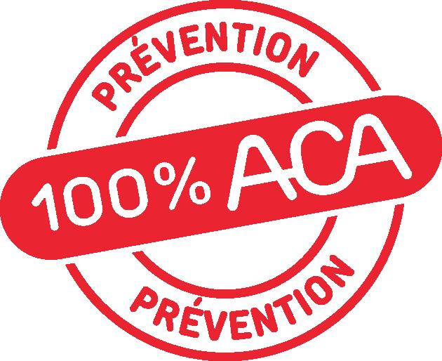 Sceau de l'ACA - prévention - TROCL