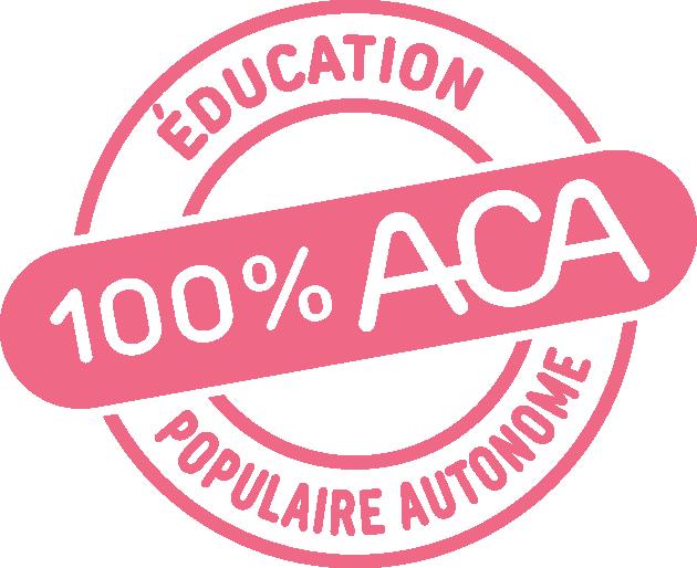 Sceau de l'ACA - Éducation populaire autonome - TROCL