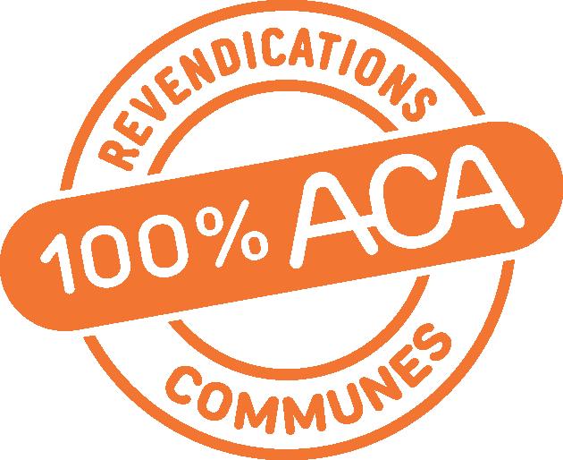 Sceau de l'ACA - revendications communes - TROCL