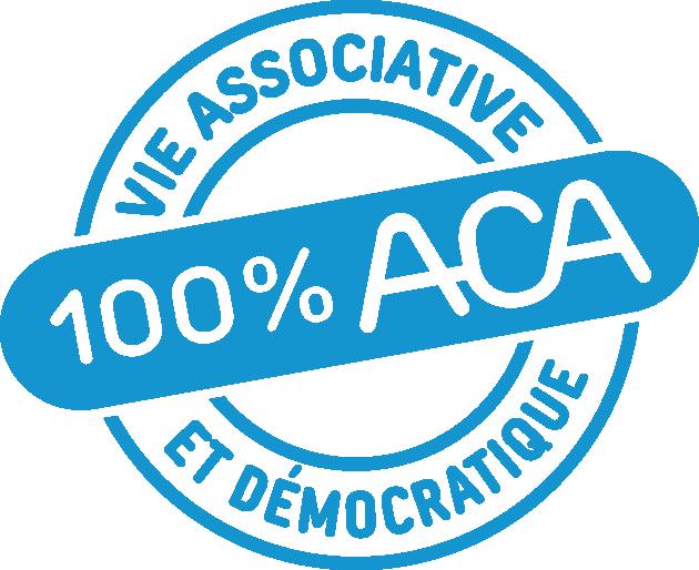 Sceau de l'ACA - vie associative et démocratique - TROCL