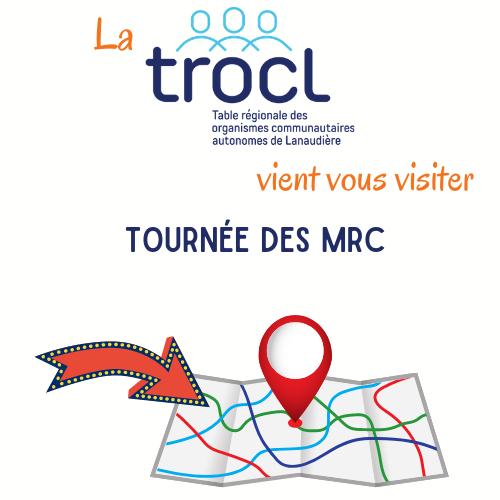 Vignette de la Tournée des MRC de la TROCL.