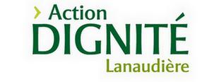 Logo Action Dignité Lanaudière