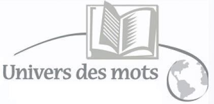 Logo Univers des mots